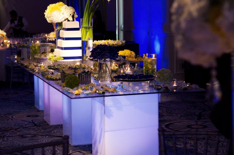 decoracao azul royal e amarelo para casamento : decoracao azul royal e amarelo para casamento:Brazilian Wedding Desserts