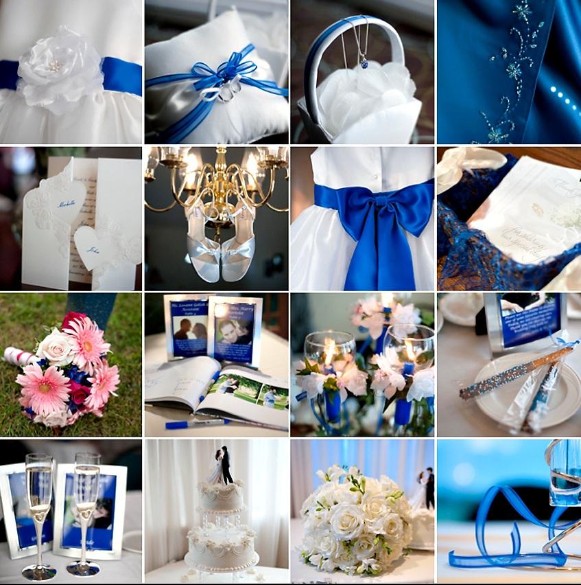 decoracao azul royal e amarelo casamento:decoração casamento azul bic